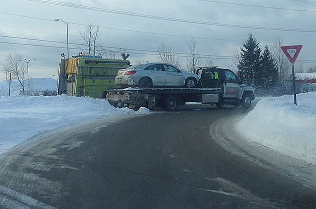 Presque Isle Accident