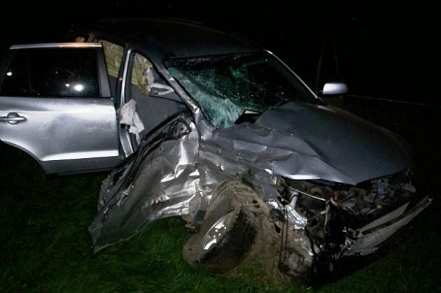 Four People Injured In Northern Aroostook Collision