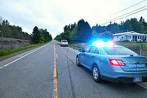 Maine State Police - Troop F