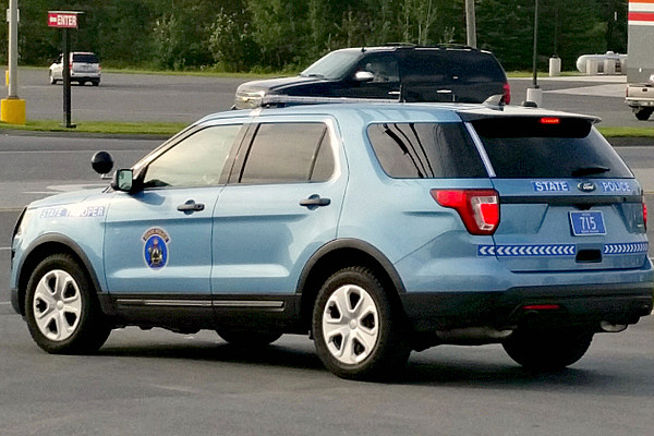 Maine State Police Troop F Weekly Report (August 29 - Sept. 4)