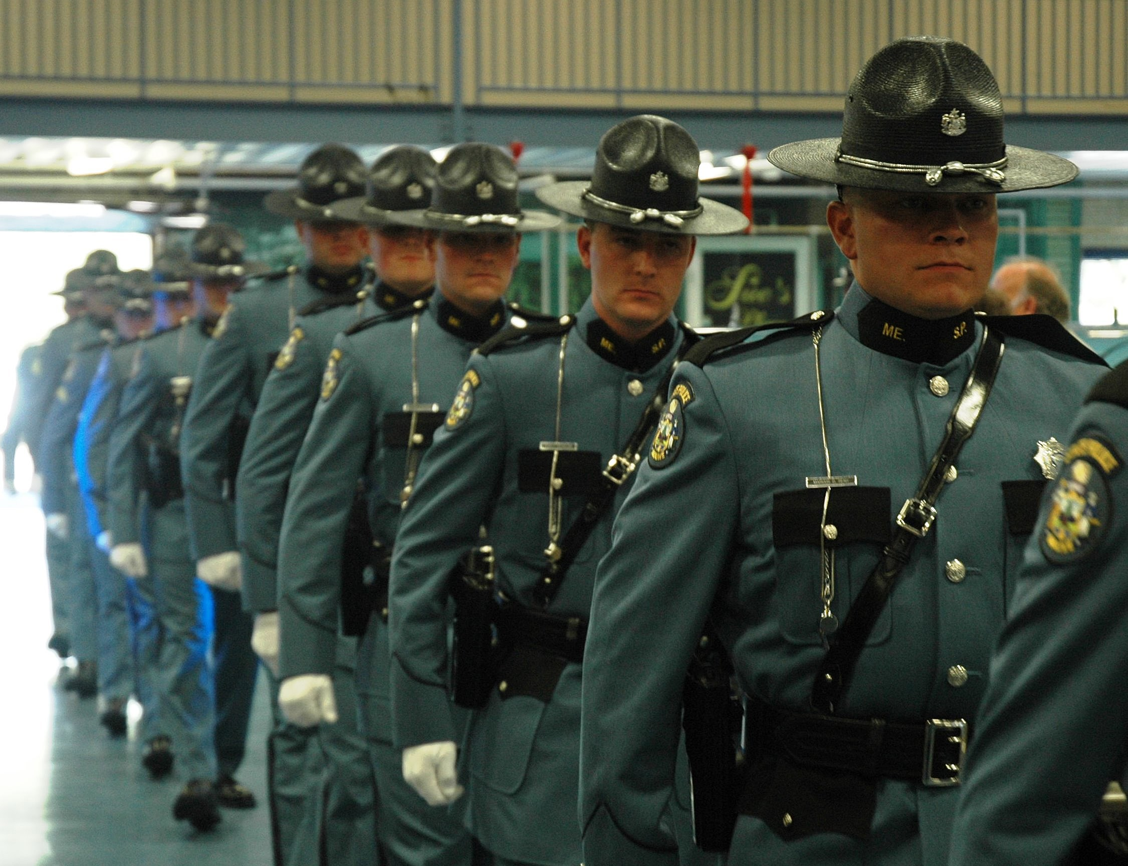 Meet Maine's Newest State Troopers