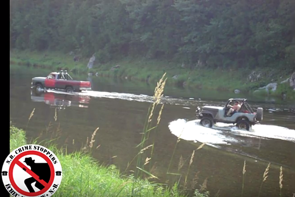 Crime Stoppers Operation Of Motor Vehicles In Watercourses