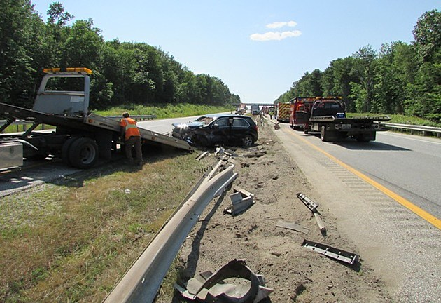 Port Elgin New Brunswick Car Crash