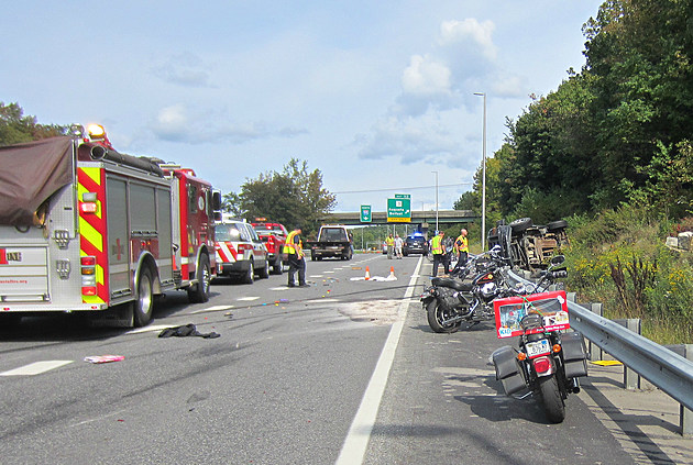 United Biker Toy Run - fatal crash in Augusta