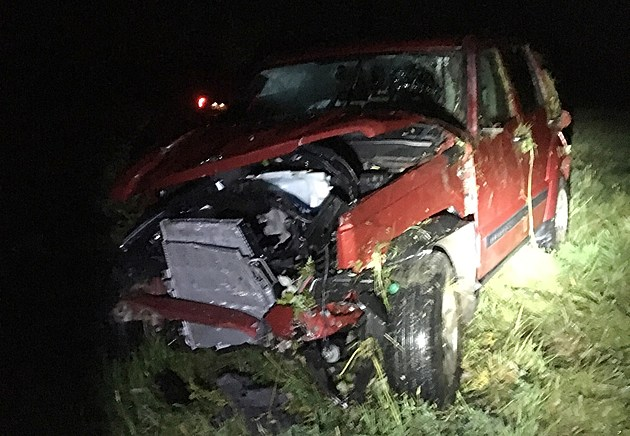 St. Agatha woman injured in crash on Route 161 in Woodland, Maine